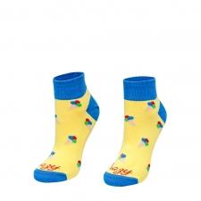 Detail produktu Ponožky zmrzlinky krátke