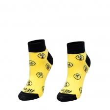 Detail produktu Ponožky smajlík krátky
