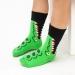 DETSKÉ ponožky krokodíl