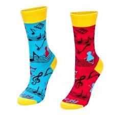 Detail produktu Ponožky Hudobná nálada