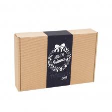 Detail produktu Velká dárková krabice MAGICKÉ VÁNOCE