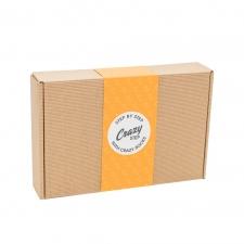 Detail produktu Darčeková krabica veľká ČIČMANY FIALOVÉ