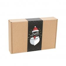 Detail produktu Velká dárková krabice SANTA