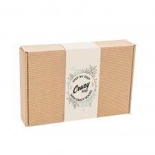 Detail produktu Velká dárková krabice VĚTVIČKY